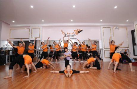 Phòng học Múa tại Maika-Academy