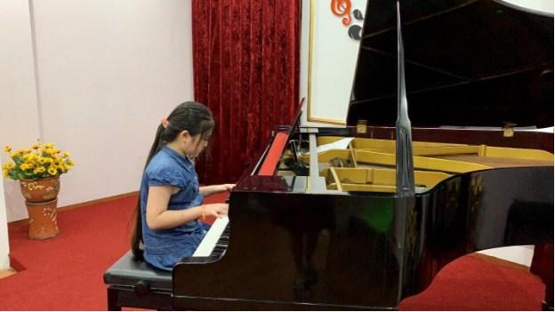 Học viên Hương Giang