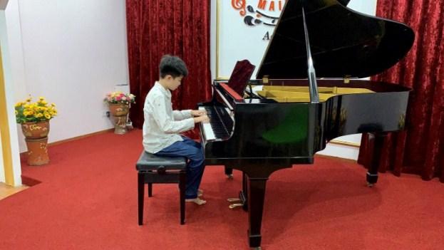 Học viên Kim Thiên Vũ